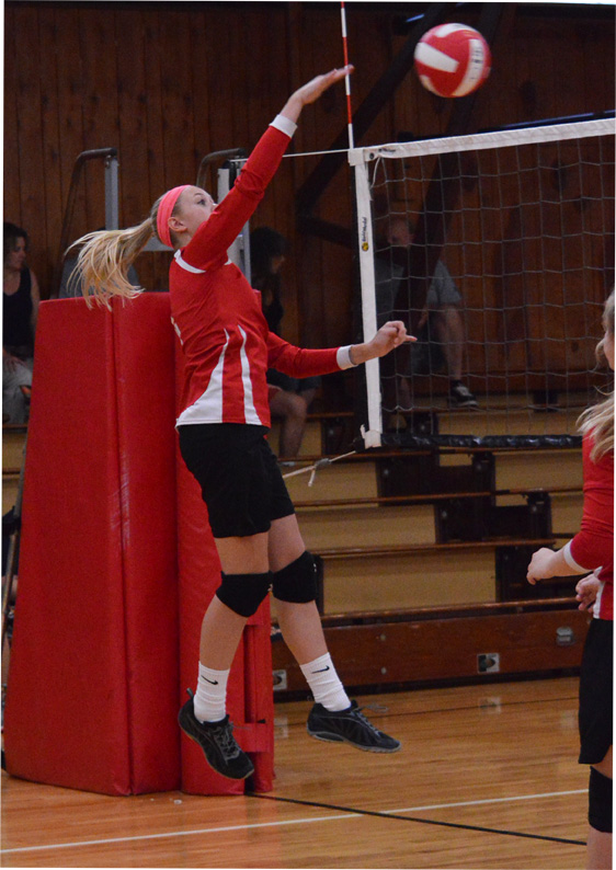 Volleyball Player of the Week