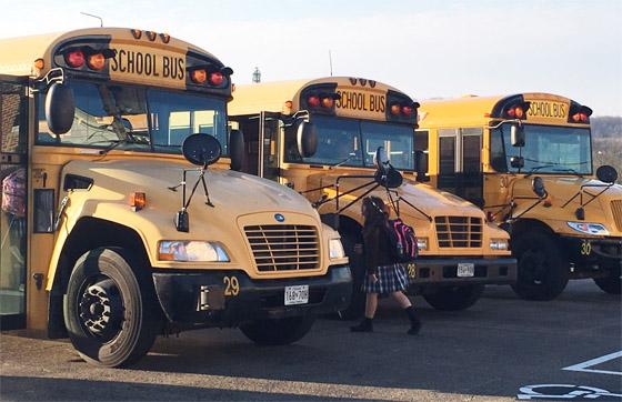 private school bus service
