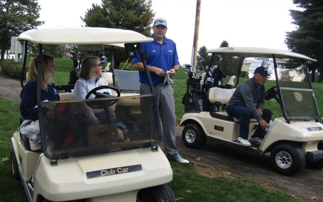 Successful Golf Tournament